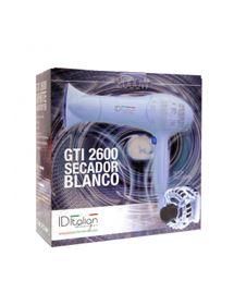 ITALIAN DESING GTI2600 SECADOR BLANCO 2000 W - GTI2600WHITE