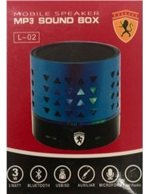 ALTAVOZ MINI L02 3W BLUETOOTH USB