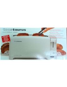 TAURUS ACOUSTIC SYSTEM TOSTADOR +ENCHUFE - ELECTRONIC2000