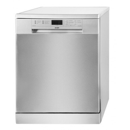 Svan svj372x lavavajillas 14 cubiertos a inox barato de for Medidas lavavajillas 60
