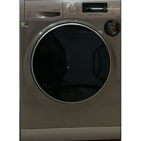 ARISTON RPD1147JSDGCC LAVADORA 11KG 1400 RPM A+++