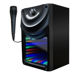 "SYTECH SYX9BT ALTAVOZ PORT ""DISCO MIRROR"""